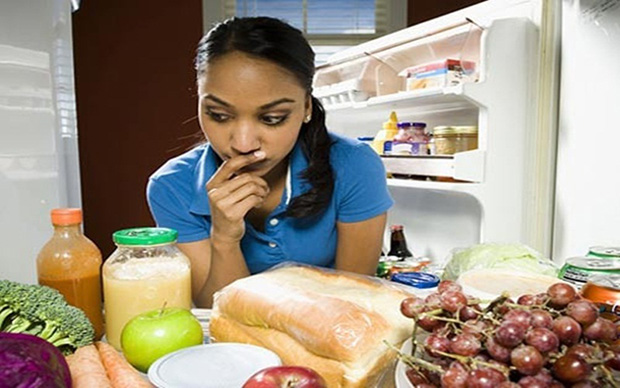Thực phẩm đông lạnh bị hỏng