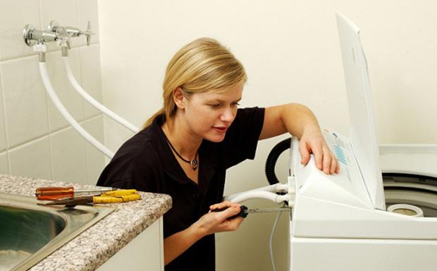 Những lưu ý trước khi bắt đầu lắp đặt máy giặt