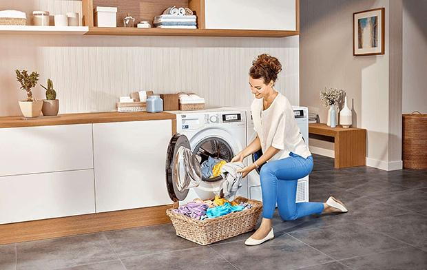 Cách lựa chọn máy giặt phù hợp dùng cho gia đình