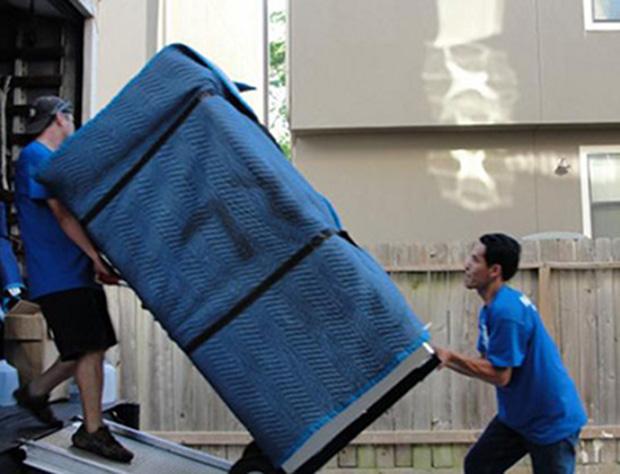 Cách vận chuyển tủ lạnh đúng cách