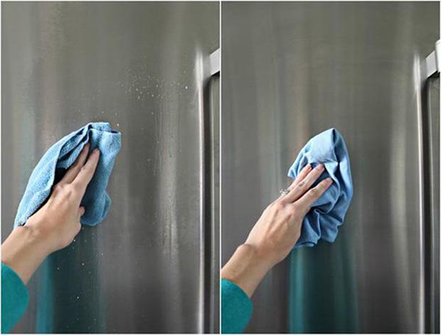 Hỏng lỗi hơi nước tạo thành bên trong và bên ngoài vỏ tủ lạnh