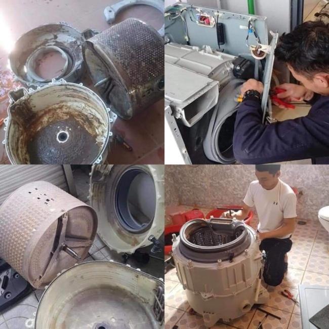 Sửa máy giặt xã Thọ An