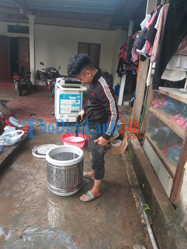 Sửa máy giặt xã Liên Trung