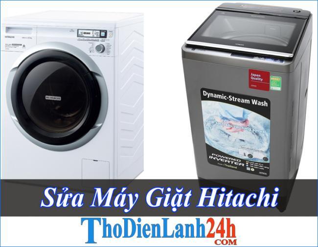 Cách Sửa Máy Giặt Hitachi Dễ Thực Hiện Chữa Mọi Lỗi Hỏng