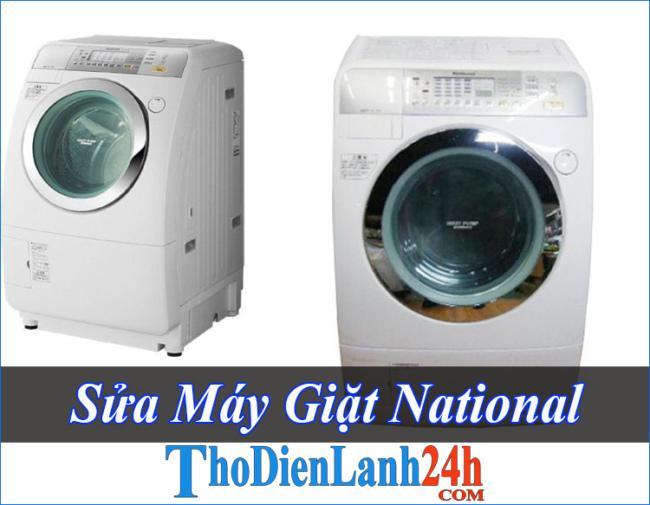 Cách Sửa Máy Giặt National 100% Chữa Khỏi Các Lỗi