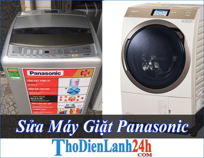 Cách Sửa Máy Giặt Panasonic Đầy Đủ Các Lỗi Hỏng
