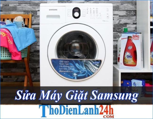 Cách Sửa Máy Giặt Samsung Mất Nguồn Và Vô Số Lỗi Khác