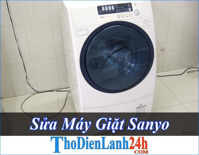 Cách Sửa Máy Giặt Sanyo Đơn Giản Tại Nhà 2021
