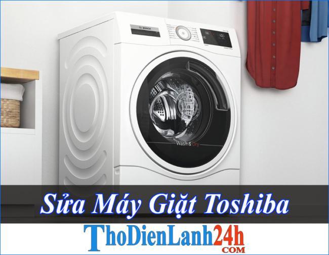 Cách Sửa Máy Giặt Toshiba Đơn Giản Phù Hợp Các Loại