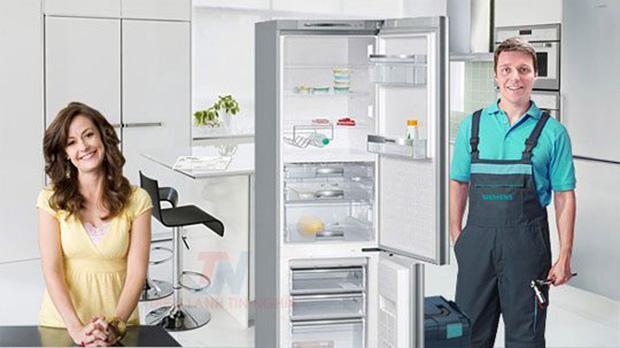 Tủ lạnh - Một thiết bị điện lạnh không thể thiếu