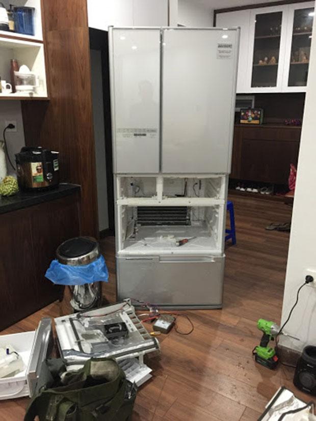 Sửa tủ lạnh Phú Phương